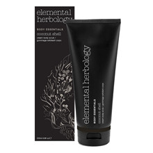 Elemental Herbology Coconut Shell Body Scrub - 200 ml