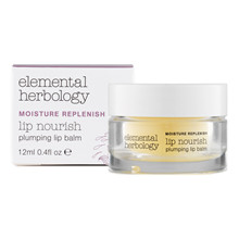 Elemental Herbology Lip Nourish Plumping Lip Balm - 12 ml