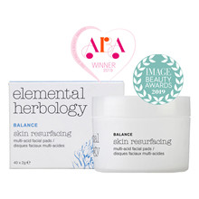 Elemental Herbology Skin Resurfacing Multi-Acid Facial Pads - 40 x 2 g