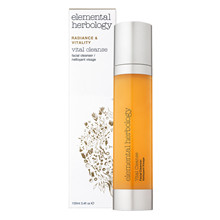 Elemental Herbology Radiance & Vitality Facial Cleanser – 100 ml