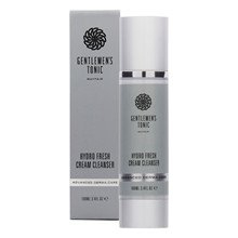 Gentlemen's Tonic Hydro Fresh Cream Cleanser - 100 ml