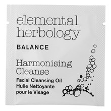 Elemental Herbology Harmonising Facial Cleanser – Sample