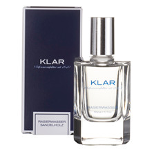 Klar Seifen Sandeltræ Aftershave - 50 ml