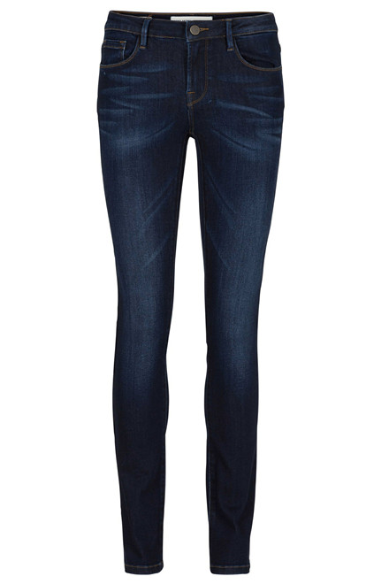 MOS MOSH ATHENA REGULAR111461 BLÅ DENIM