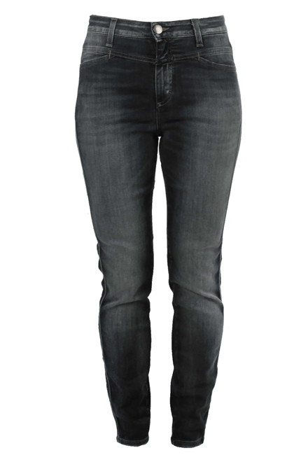 CLOSED SKINNY PUSHER C91231-081-K5 SOFT ANTHRACITE