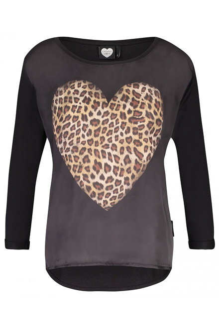 CATWALK JUNKIE LS HEART OF WILD 1802010610 SORT