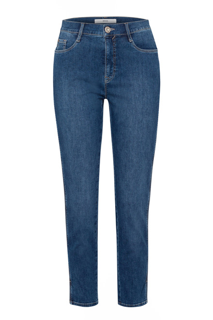 BRAX MARY S 6107 BLÅ DENIM