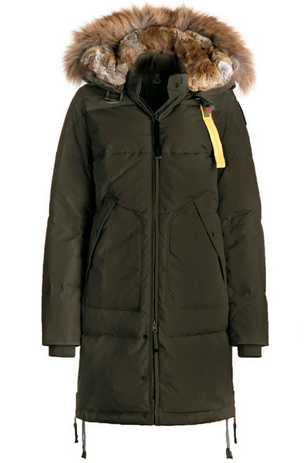 PARAJUMPERS LONG BEAR MA33 Hunter green