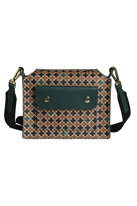 By Malene Birger LOLA MINI Q65508006 JADE GREEN