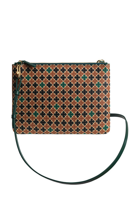 By Malene Birger IVY PURSE Q65508009 JADE GREEN