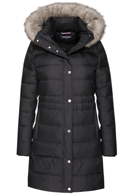 TOMMY HILFIGER NEW TYRA DOWN 23085 SORT