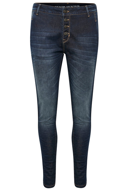 DENIM HUNTER SONIC FREE 10701739 MØRK BLÅ DENIM