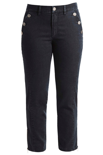 2-BIZ KALONA Dark Denim