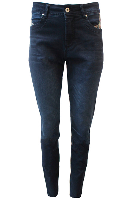2-BIZ HAYA Dark Denim