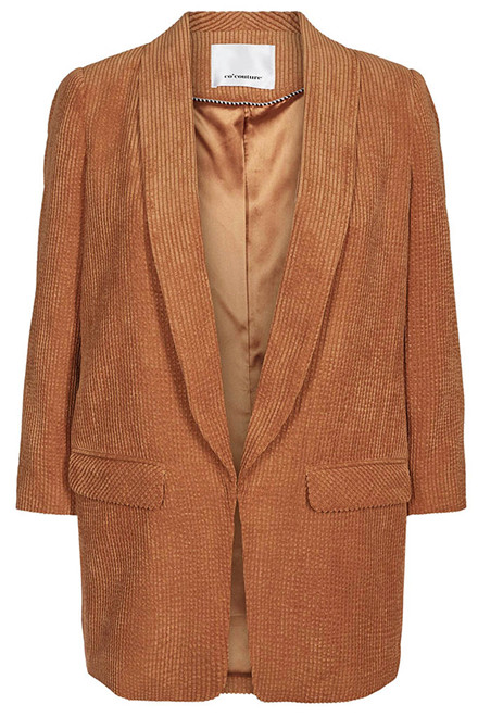 CO'COUTURE HAYLEE CORDUROY 70259 TOBACCO