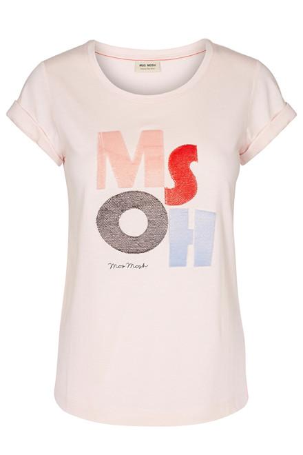 MOS MOSH TILE 125840 SOFT ROSE