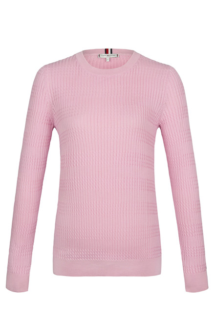 TOMMY HILFIGER TH ESSENTIAL CABLE 25251 ROSA