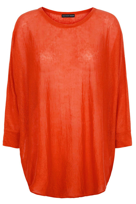 TRINE KRYGER SIMONSEN 1907050 Light Orange