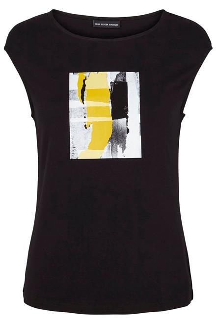 TRINE KRYGER SIMONSEN 1904010 black/yellow