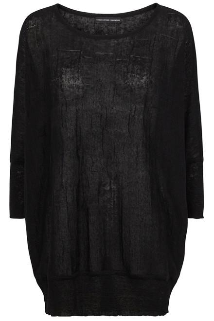 TRINE KRYGER SIMONSEN 1907040 Black