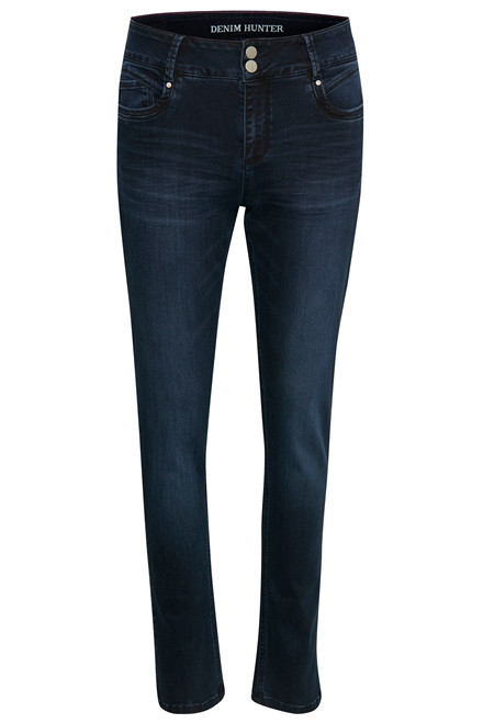 DENIM HUNTER REGITZE CURVED 10701678 Dark Denim