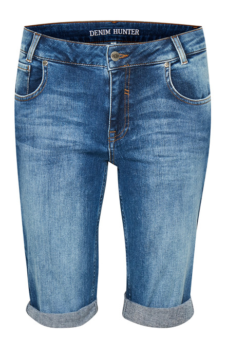 DENIM HUNTER 10702325 Medium Blue Wash