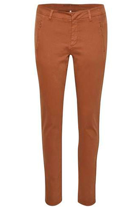 DENIM HUNTER Mine Zip Chino Free 10702417 GINGER