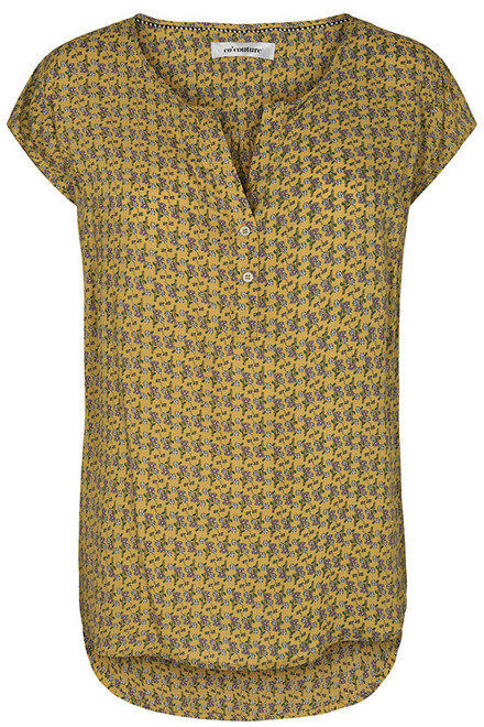 CO'COUTURE DOOBIE CHANEY 95116 MUSTARD