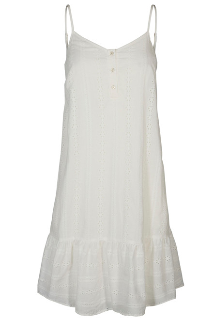 CO'COUTURE SUNNIE ANGLAISE STRAP 96157 OFF WHITE