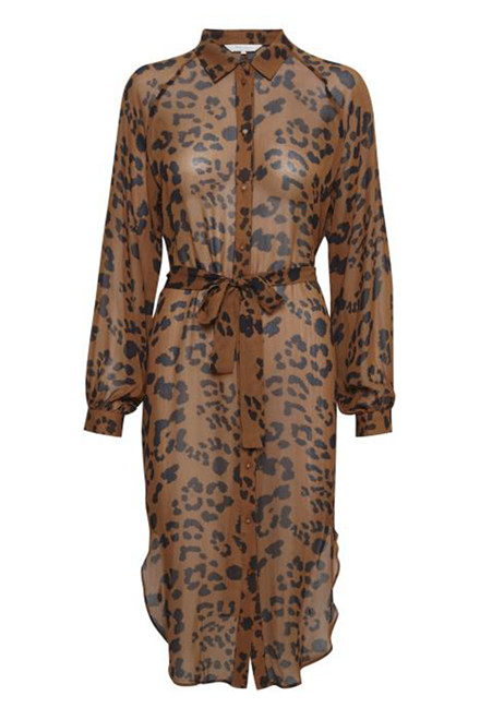 PART TWO 30304483 Leopard Print, brown.