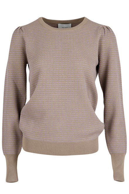 NEO NOIR KELLY KNIT 151503 TAUPE
