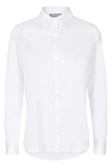 MOS MOSH Martina Sustainable Shirt 131730 White