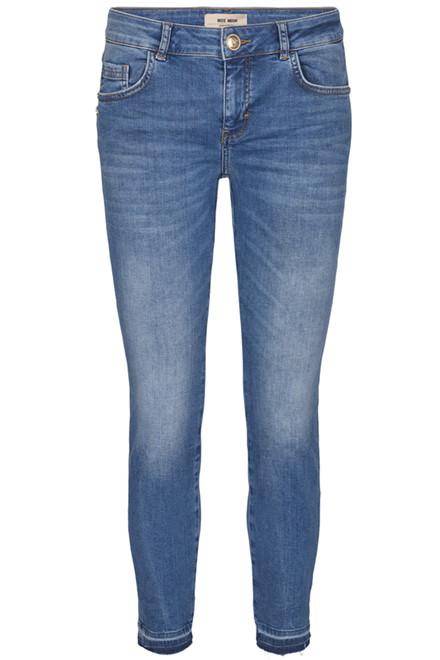 MOS MOSH Sumner Decor Jeans  131480 Light Blue