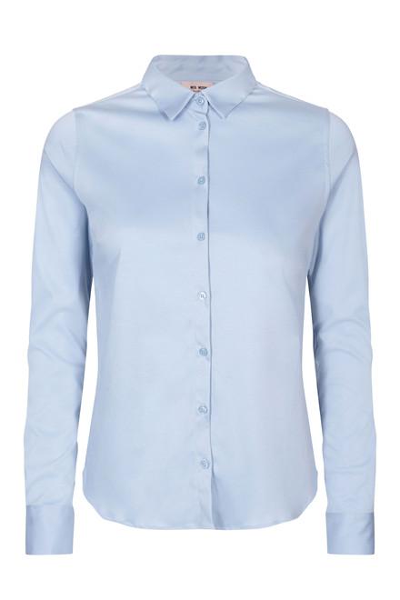 MOS MOSH Tina Jersey Shirt 131660 Celestial blue