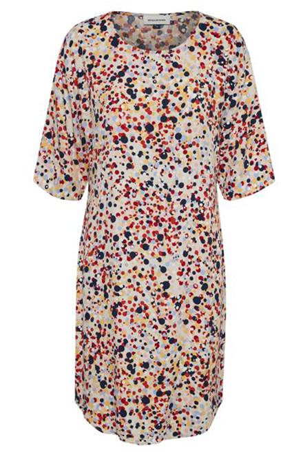 DENIM HUNTER 10702655 Hope Dot Dress Multi colour