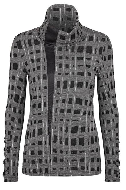 TRINE KRYGER SIMONSEN 185380 grey/black