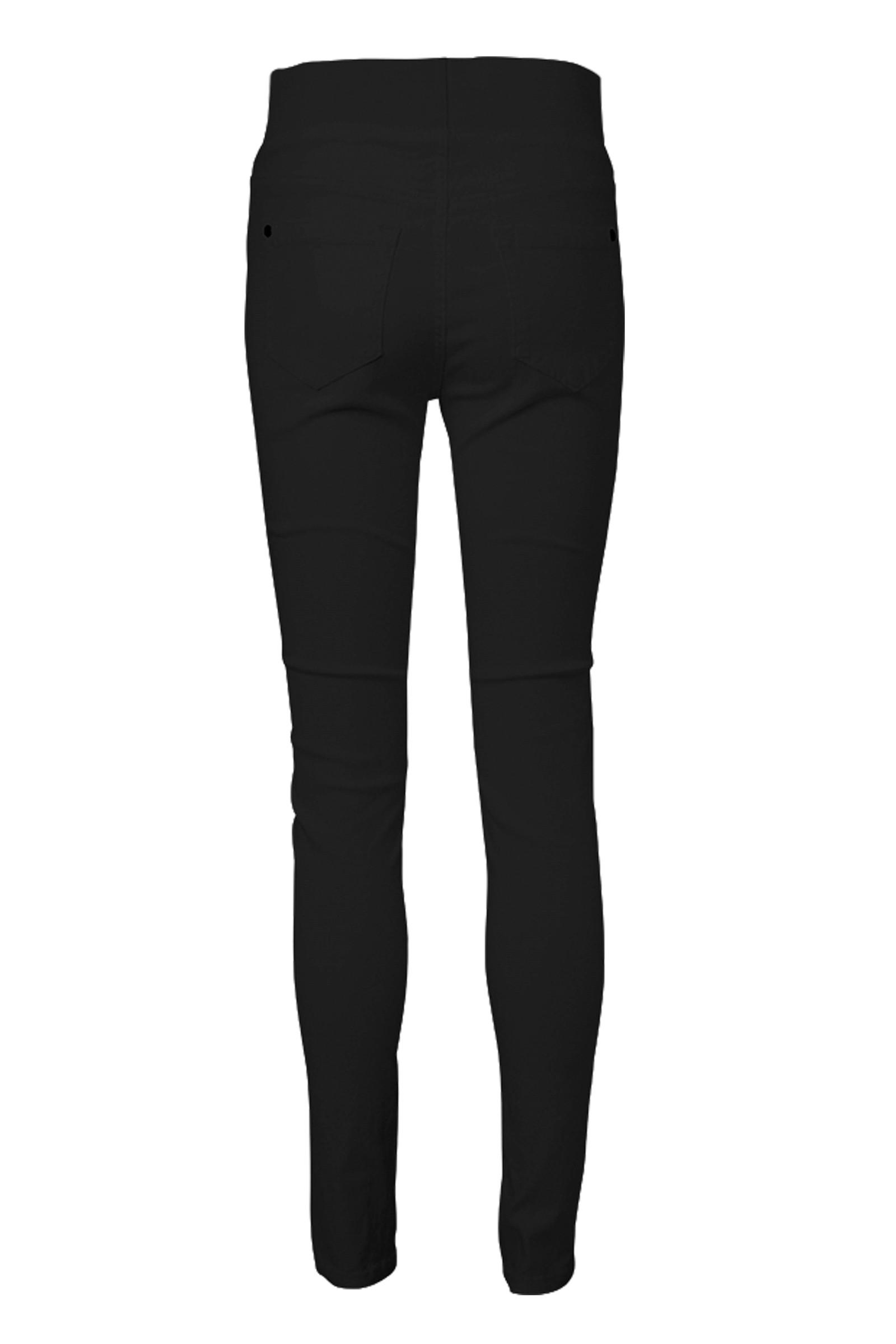SHANTAL PA POWER SORT bukser fra Freequent Køb bukser online her