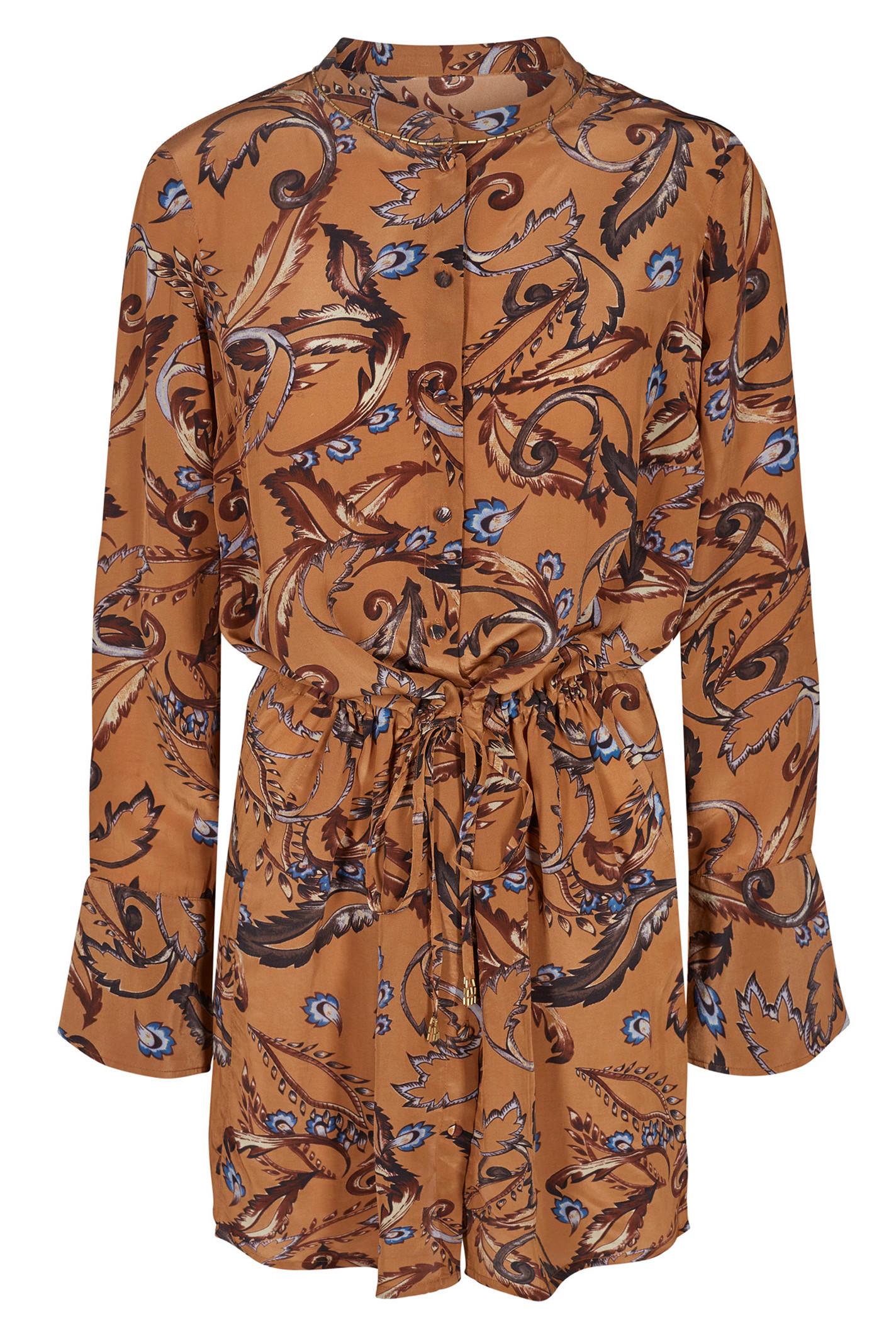 MOS MOSH MURIEL PIPA DRESS 125290 LYSEBRUN