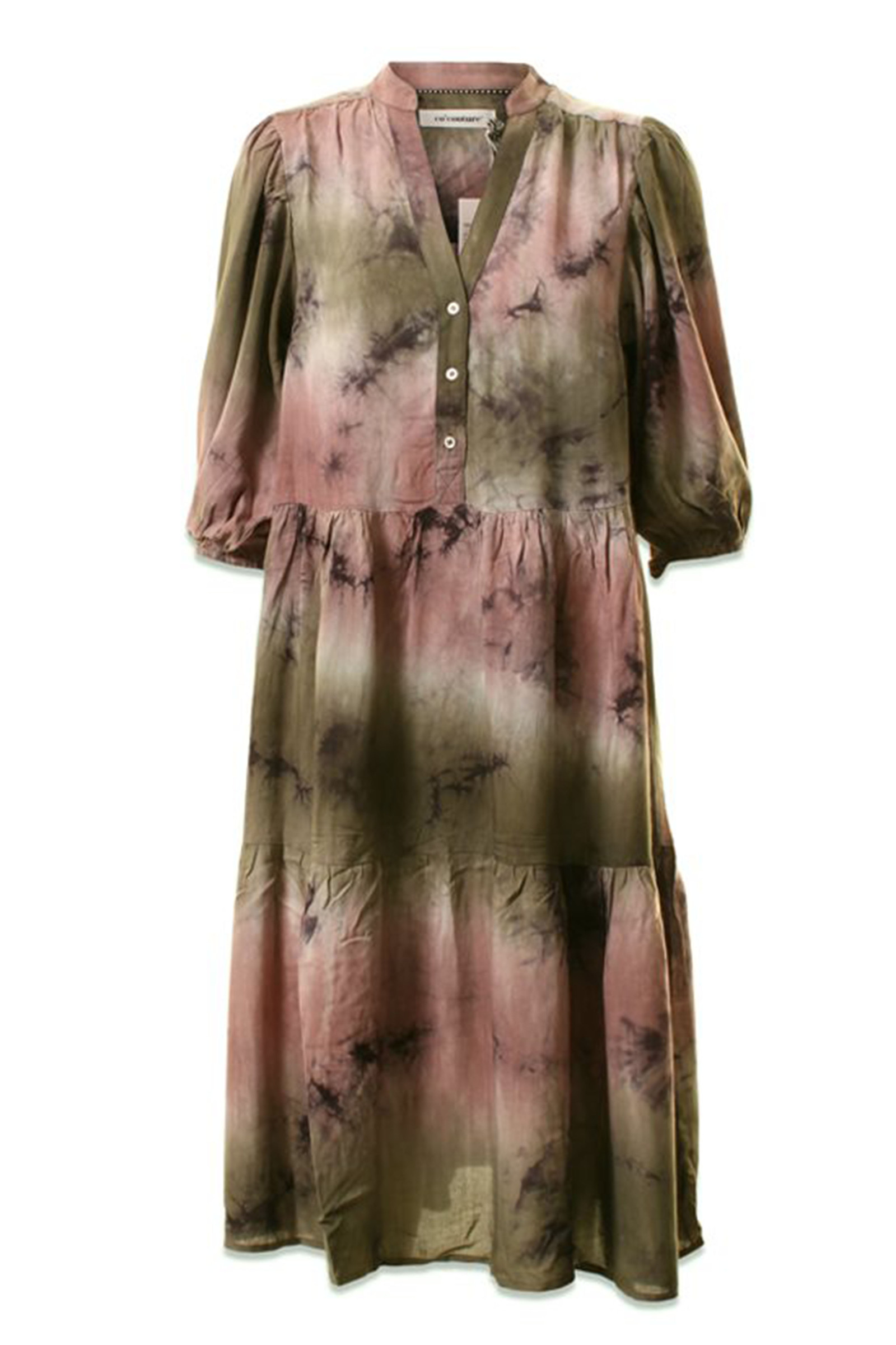 CO'COUTURE CREAM TIE DYE 96169 ARMY