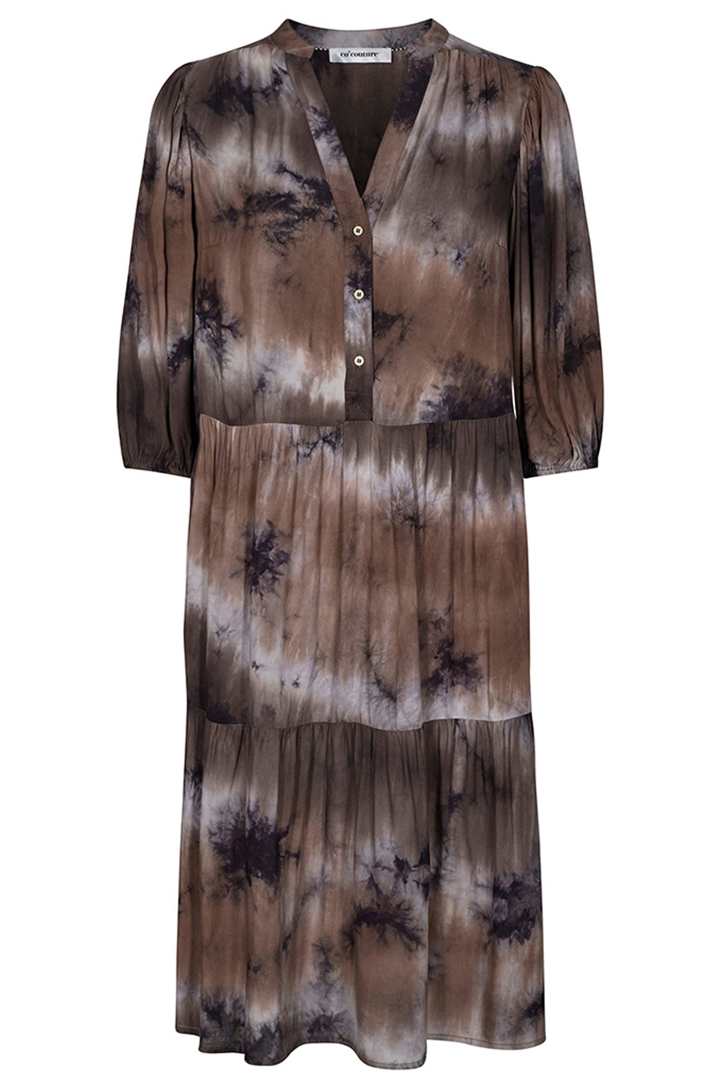 CO'COUTURE CREAM TIE DYE 96169 Mocca