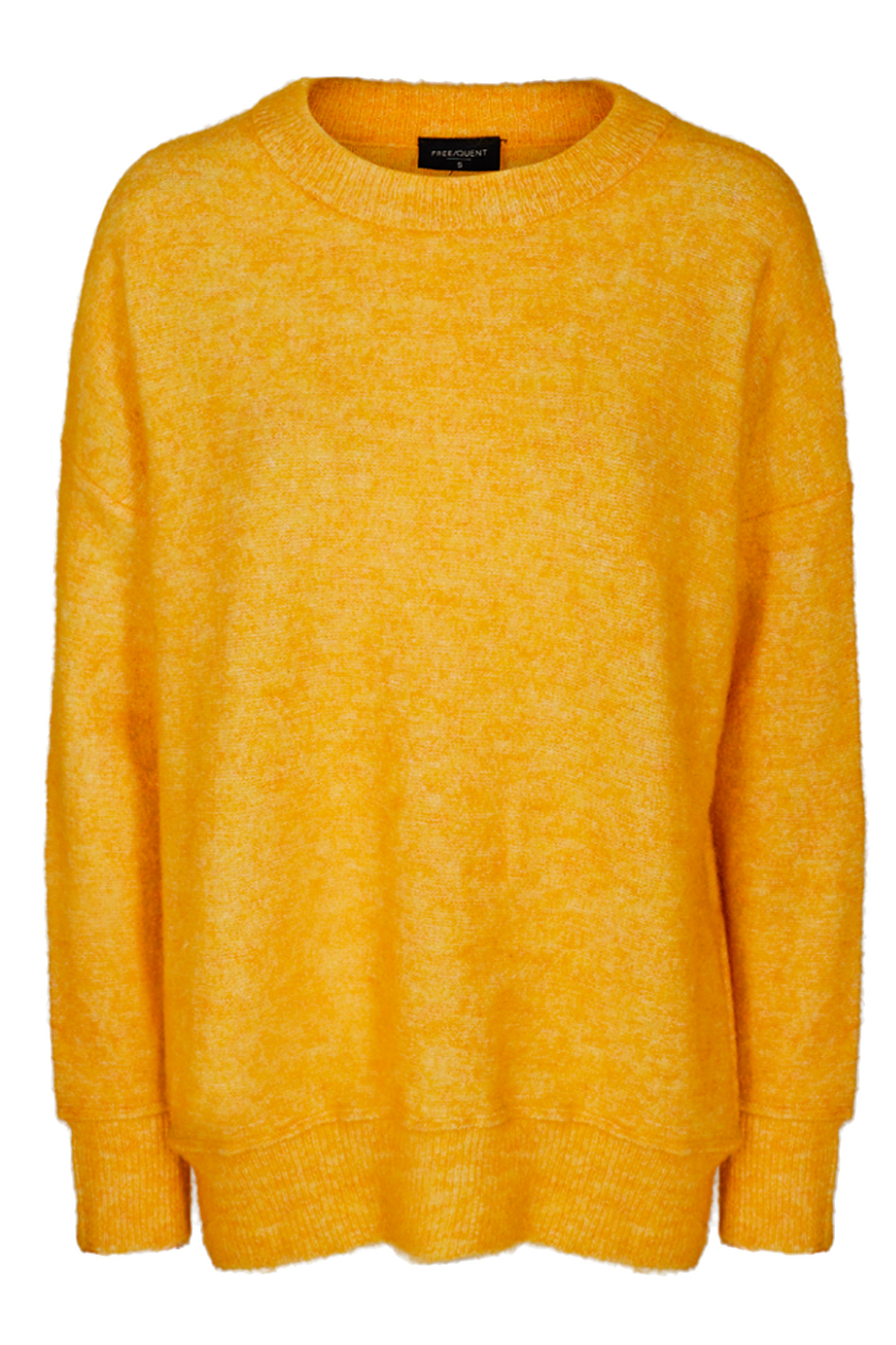 FreeQuent MOTO-PU-ROUND Golden Yellow