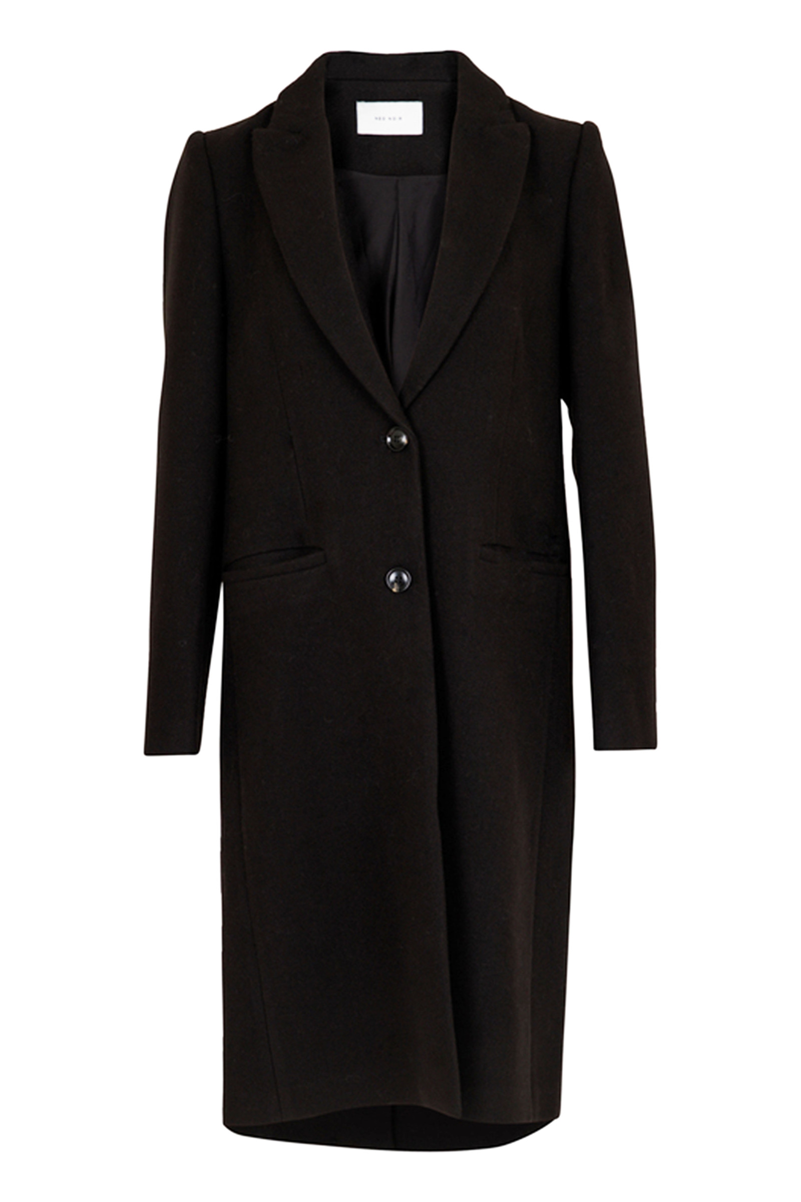 NEO NOIR BACARDI COAT 151395 Black