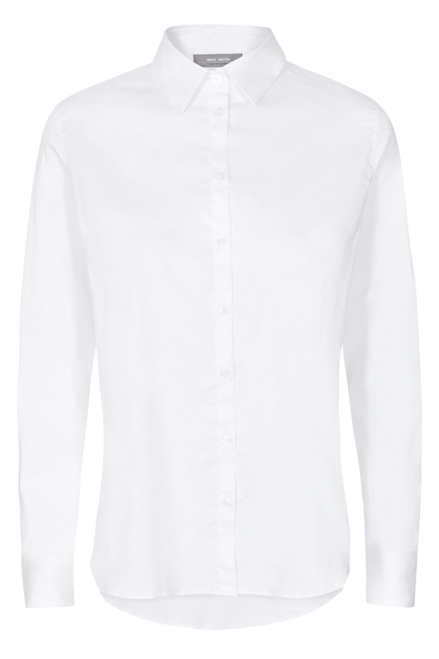 MOS MOSH Martina Sustainable Shirt 131730 White
