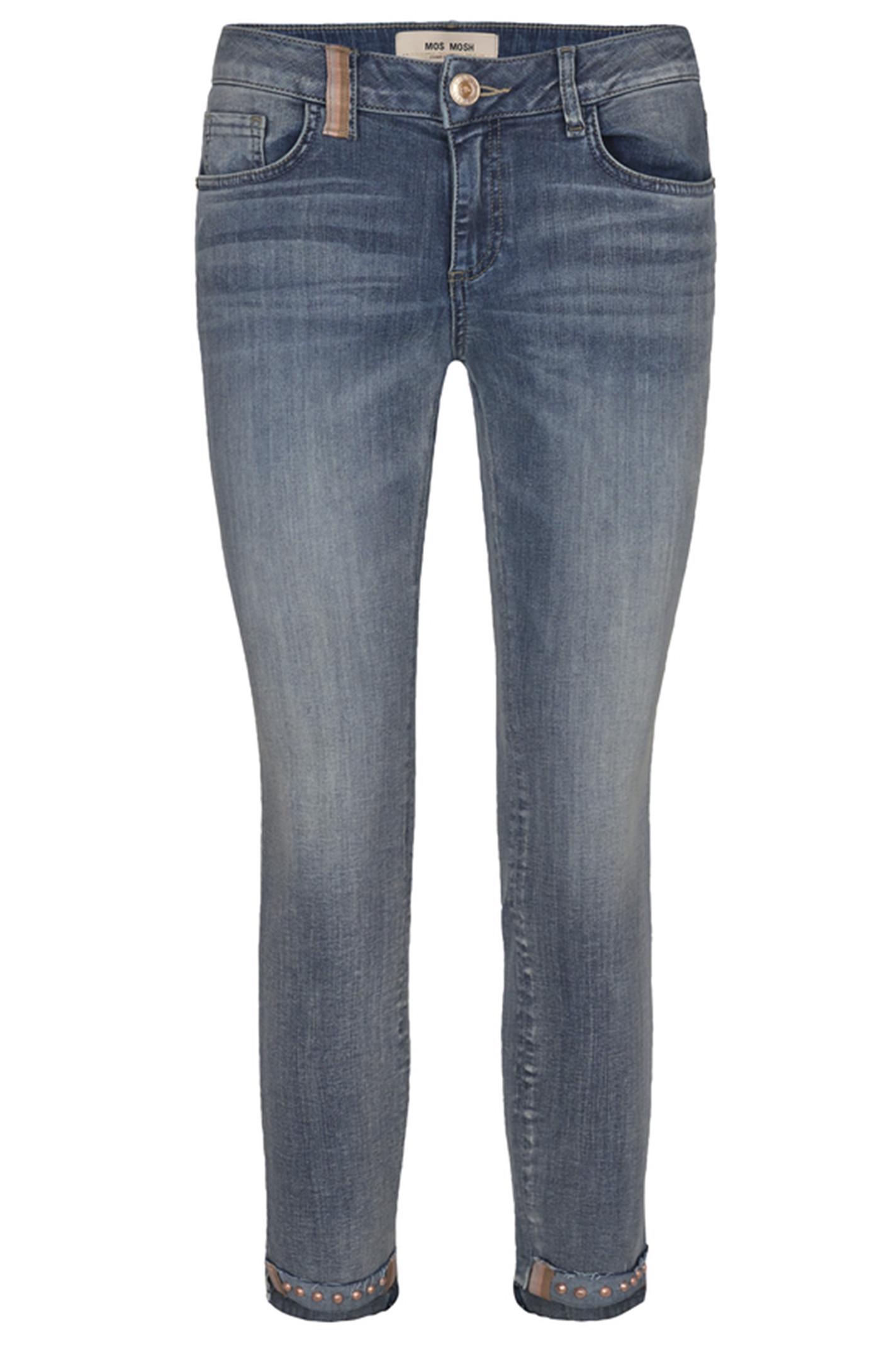 MOS MOSH Sumner Ida Troks Jeans 132440 Blue