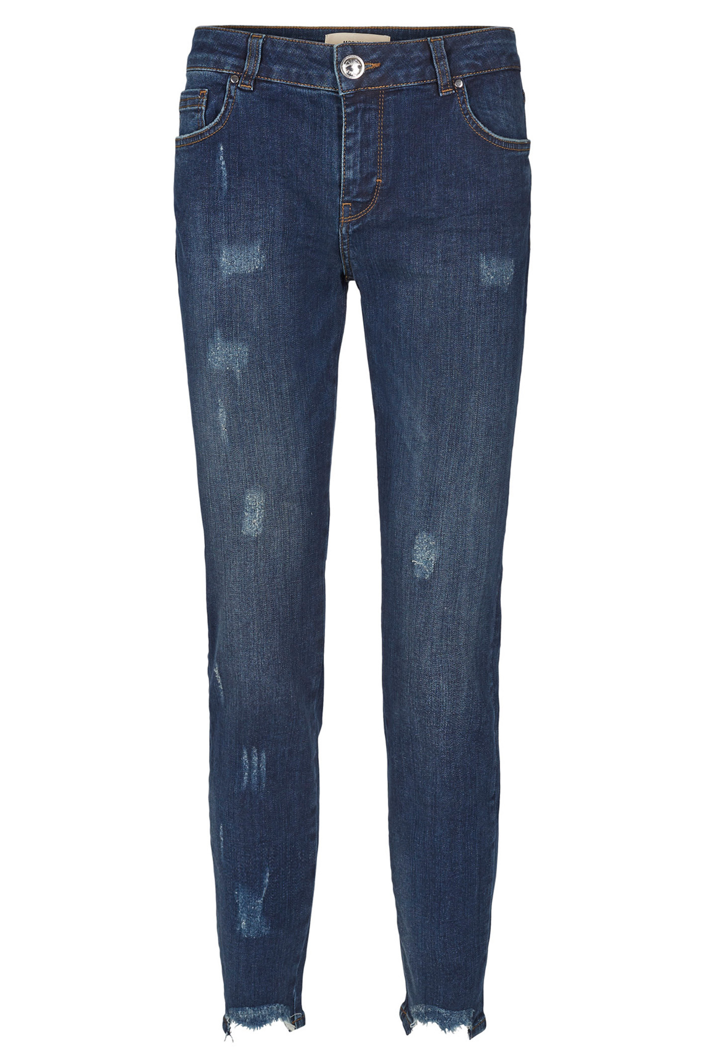 MOS MOSH SUMNER DECO 121811 Dark Blue Denim