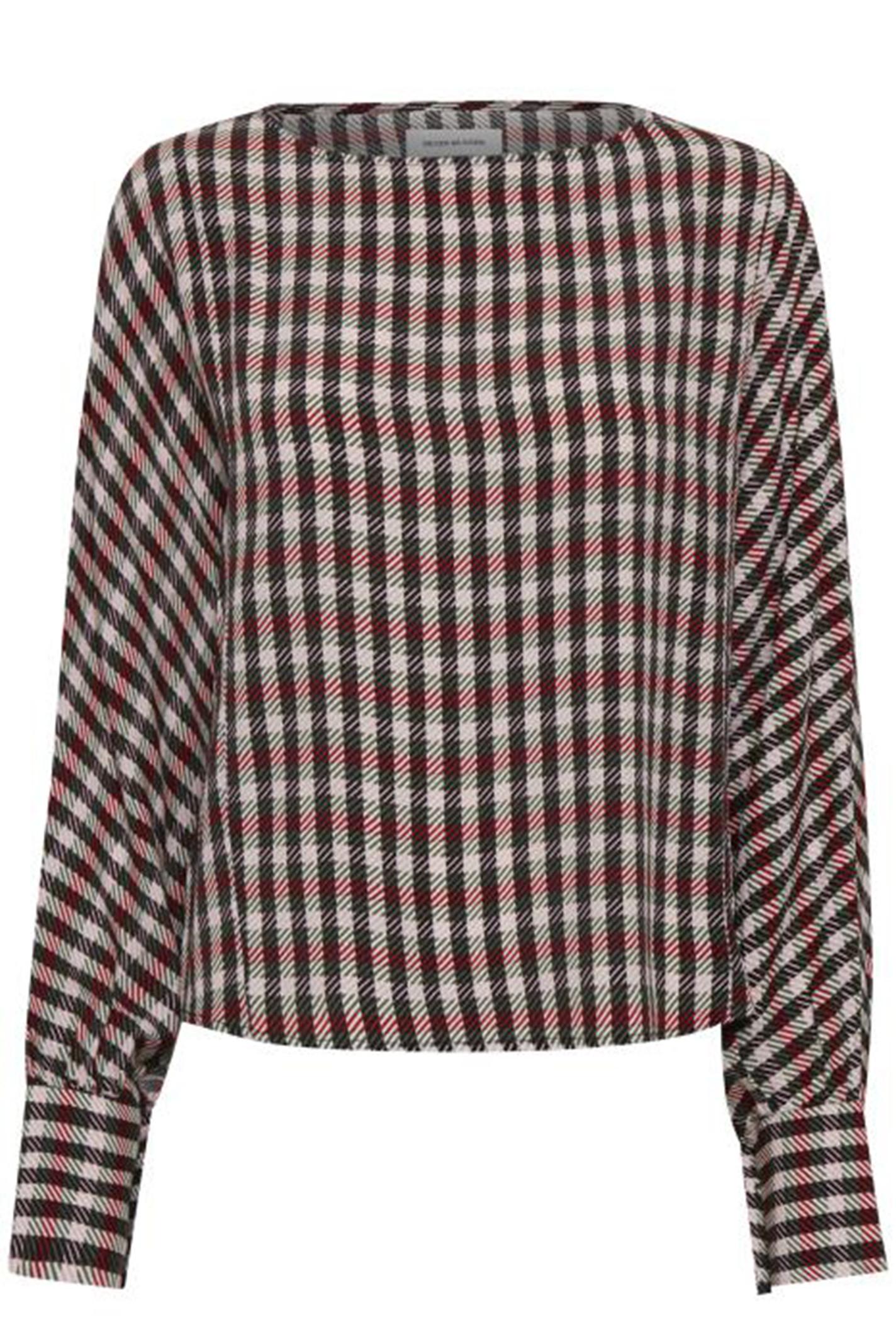 DENIM HUNTER 10702772 Lola Batsleeve blouse Multi colour