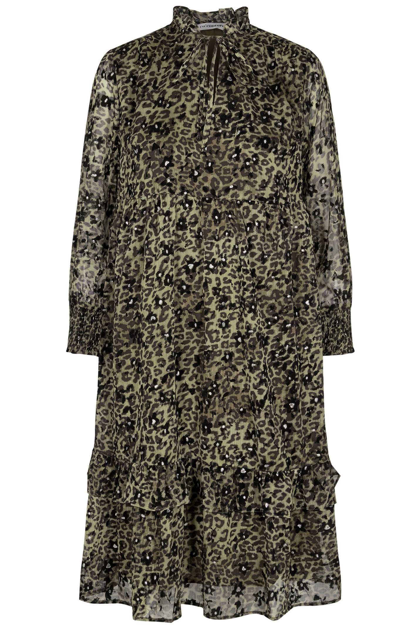 CO'COUTURE GEMMA FRILL 96182 ARMY