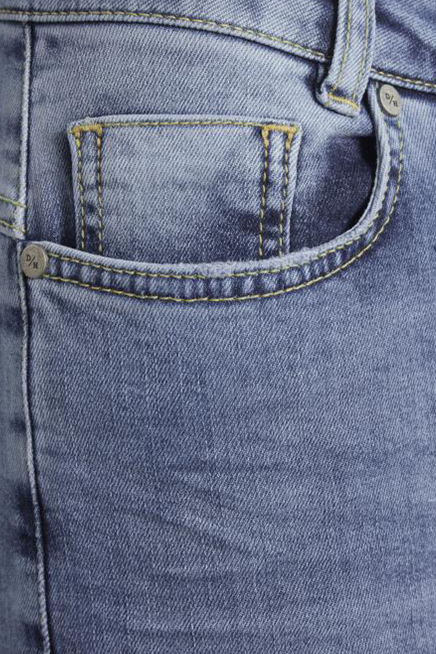 10702875 NEDERDELE Vintage Wash fra DENIM HUNTER.