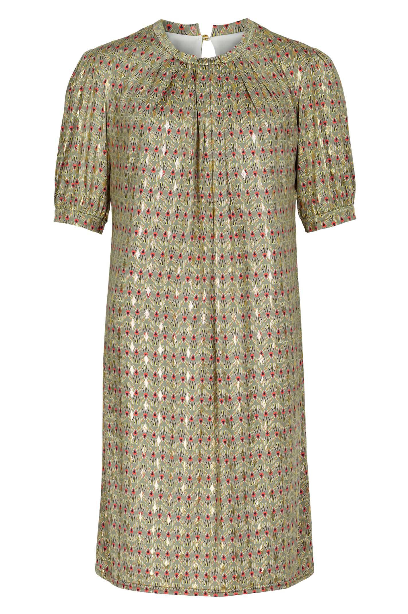 IN FRONT Grazia dress 13901 MINT