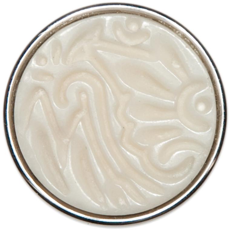 NOOSA BATIK STAMP WHITE OFF WHITE